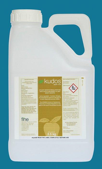 KUDOS    Prohexadiona cálcica 10 % p/p.